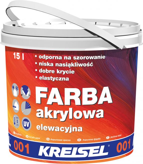 FARBA AKRYLOWA