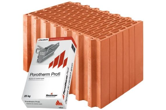 POROTHERM P+W 25 PROFI